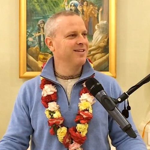 Śrīmad Bhāgavatam class on Tue 2nd Apr 2019 by Kesava Dāsa 4.21.40