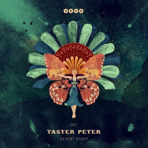 """PREMIERE: Taster Peter """"Desert Night EP"""" 3000Grad067"""