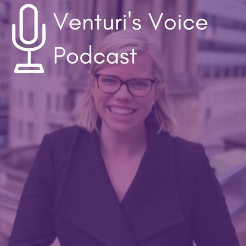 Founding London Tech Ladies - Melanie Yencken