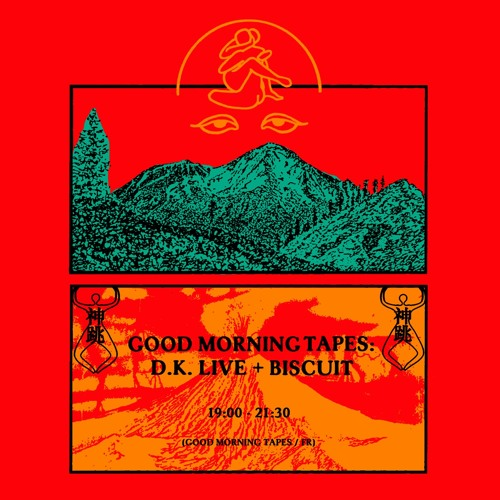 D.K. LIVE @ Good Morning Tapes / Nica / Barcelona 23.03.19