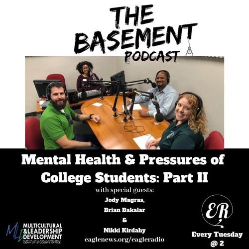 The Basement Podcast: Mental Health 2