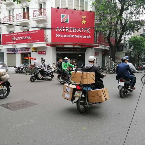Ambiance Rues Hanoï Centre