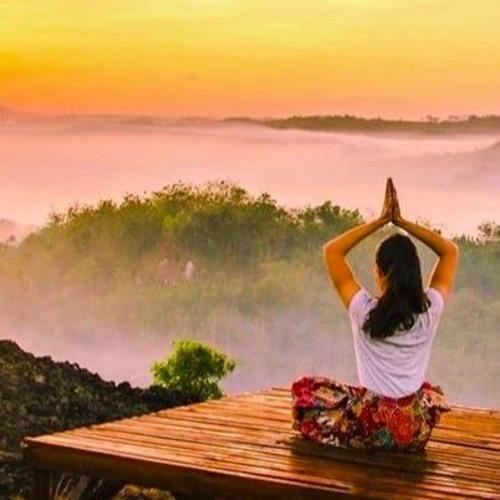 4/8/19 Sunrise Yoga Audio only 45-min