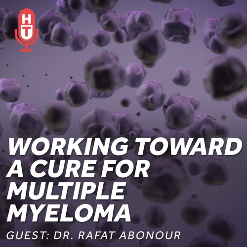Multiple Myeloma, Bicycles, and Working Toward a Cure