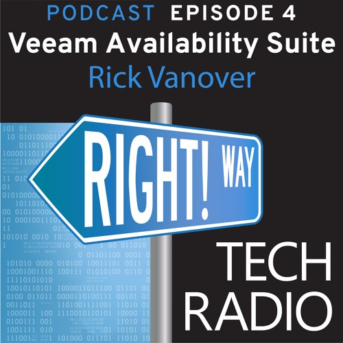 Episode 4: Rick Vanover with Veeam Explains the Availability Suite