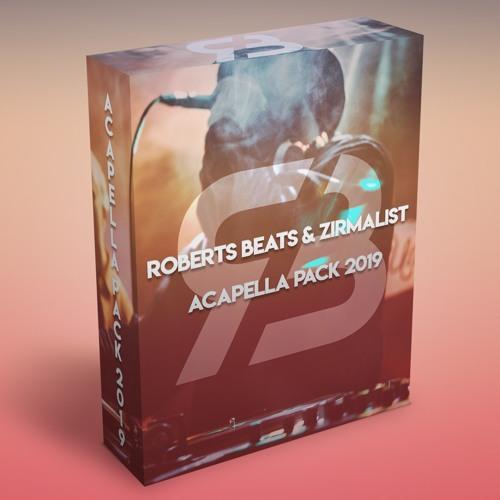 Roberts Beats Presents: Acapella Pack 2019! (2 6 GB of FREE