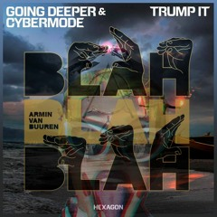 Armin Van Buuren, Going Deeper & Cybermode, Cardi B - Blah vs. I Like It vs. Trump It (LVN Mashup)