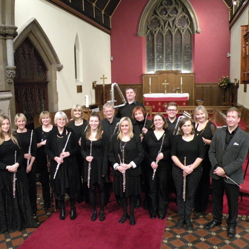 National Flute Orchestra Concert 31st March 2019, St Benedicts Church, Wombourne