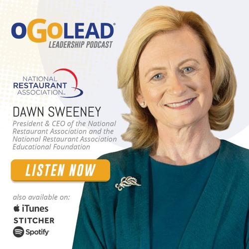 Dawn Sweeney, President & CEO, National Restaurant Association   #68