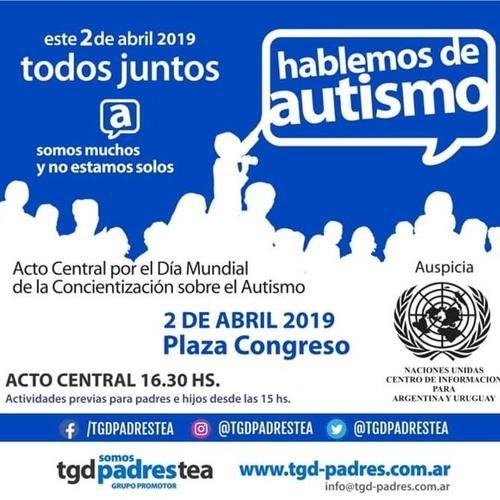 """""""El autismo no es una enfermedad. Es un trastorno que lo van a llevar siempre"""" -  Carlos Fiore"""