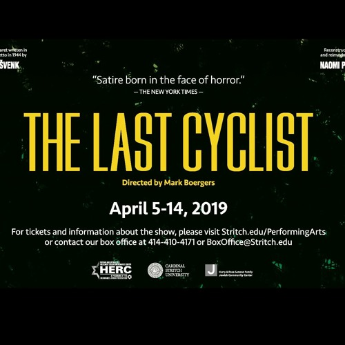 WXRW Theater Spotlight: The Last Cyclist