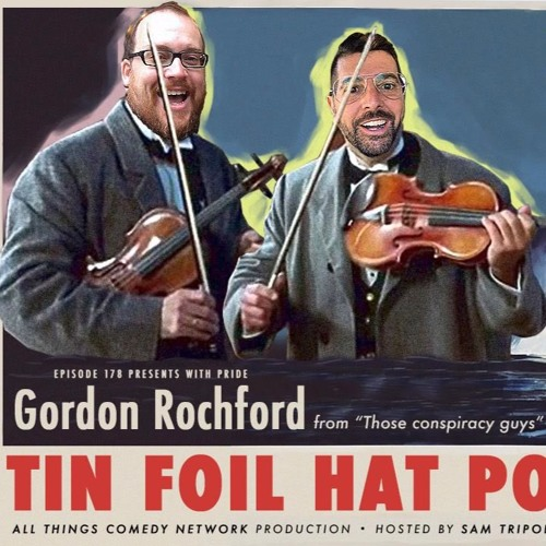 #178: The Titanic With Gordon Rochford