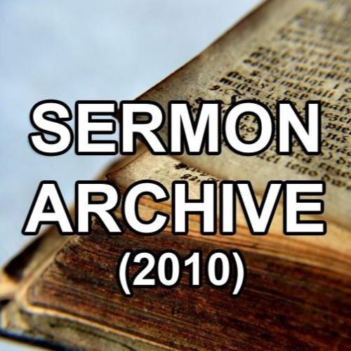 Sermons 2010