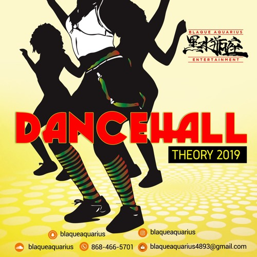 Dancehall Theory 2019 (Clean)