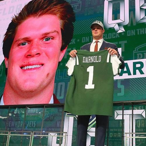 New York Jets 2019 7 Round Mock Draft