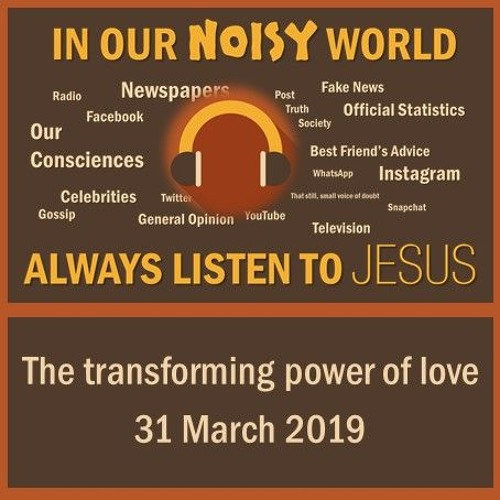 2019-03-31pm - The transforming power of love by Shirley
