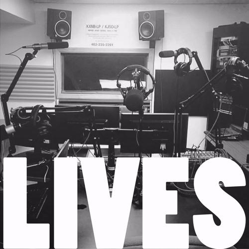 Lives Radio Show – Matt Mason, State Poet of Nebraska