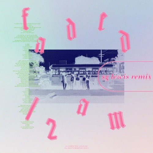 faded/2am (feat. GoldLink) [SG Lewis Remix]