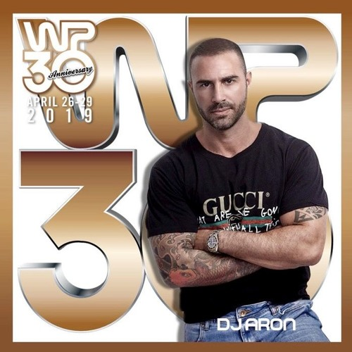 Dj Aron -White Party Palm Springs Official 2019 Podcast