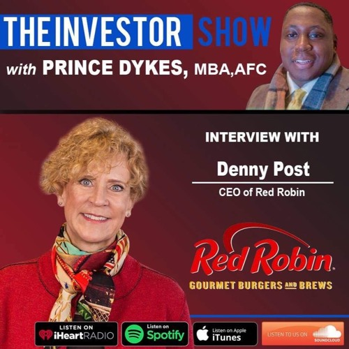 Red Robin CEO Denny Post one the state of the restaurant industry W/ Prince Dykes