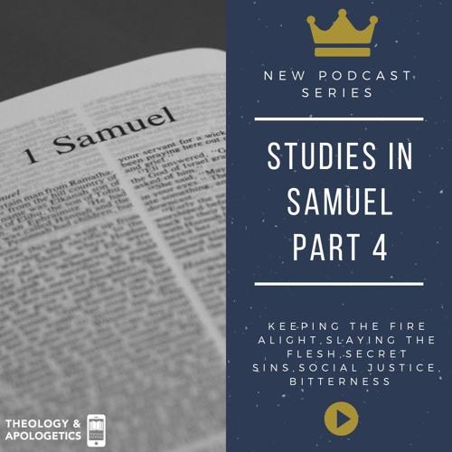 Studies in Samuel part 4