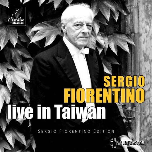 Il pianista 2/4/2019 Sergio Fiorentino (Live in Taiwan)