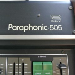 1979 Roland RS - 505 Paraphonic