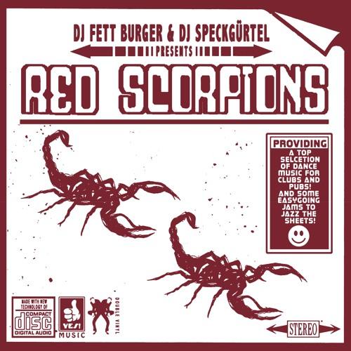 DJ Fettburger & DJ Speckguertel - Red Scorpions [Royal046LP]