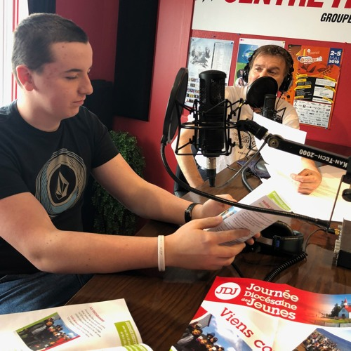 Entrevue sur la JDJ 2019 Radio Plaisir FM 94,1 de Sept-Iles