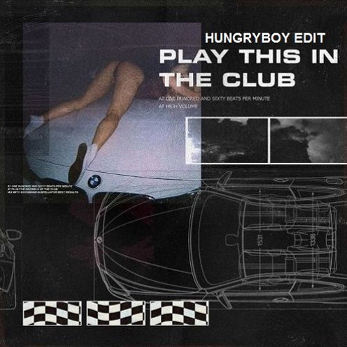Juelz - Play This In The Club (HUNGRYBOY Edit)