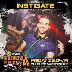 DJ Instigate - #SOTR4 Promo Mix