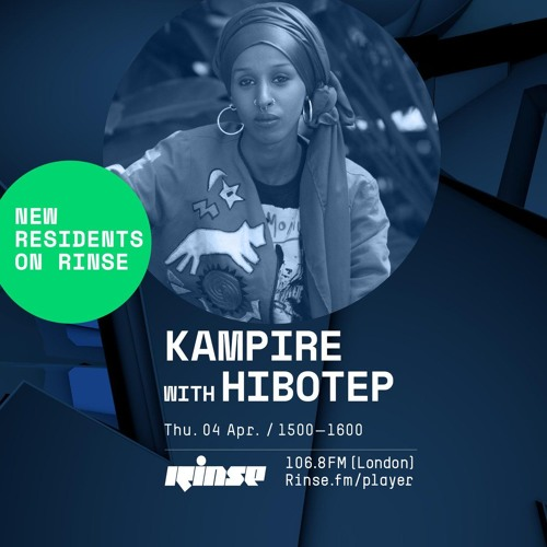 Kampire with Hibotep - 4th April 2019