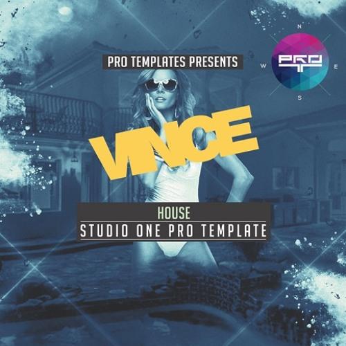 Vince Studio One Pro Template