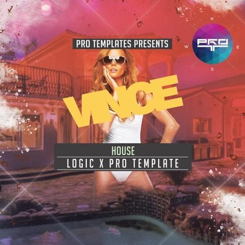 Vince Logic X Pro Template