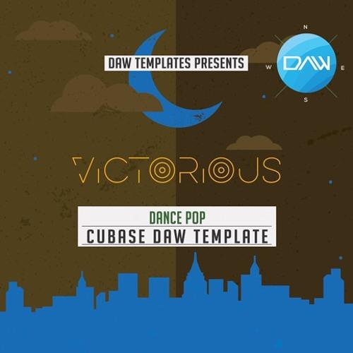 Victorious Cubase DAW Template