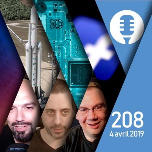 #208: D'Apple à SpaceX, d'AZERTY à Paypal, de Raspberry à Facebook...