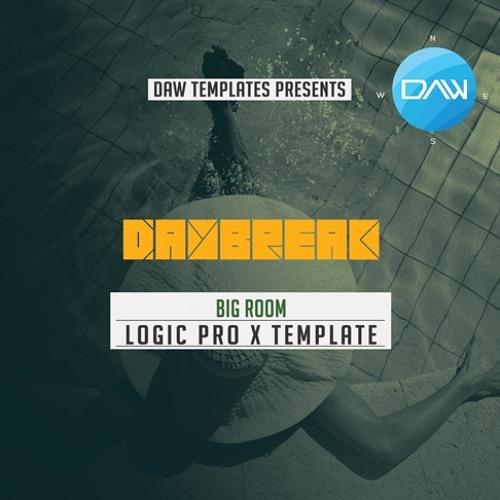 Daybreak Logic Pro X Template