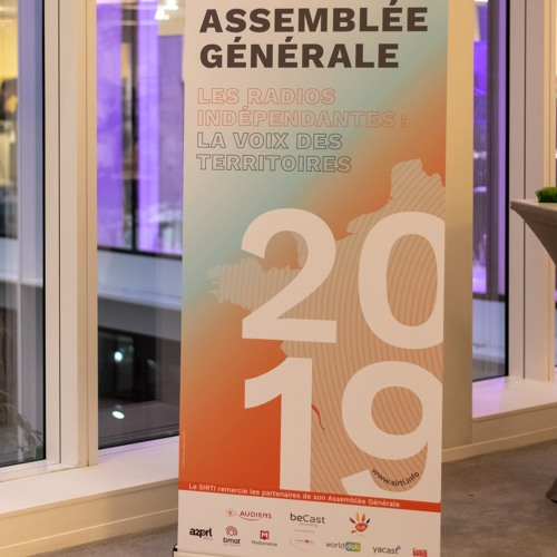 AG SIRTI 2019 Nicolas Curien, Président du GT radio du CSA