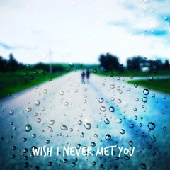 Wish I Never Met You   Loote Cover