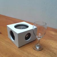 Grabación de Campo en Aulas (mic en copa y mesa)