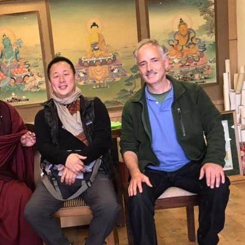 "Dr. John Whitney Pettit - ""Basics of Buddha-Nature: Mipham's Roaring Lions Public"""