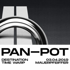 Sven Sossong @ Destination TimeWarp by Pan-Pot, Mauerpfeiffer Saarbrucken [03-04-2019]