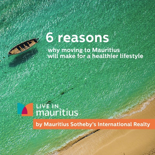 6 Reasons why moving to Mauritius will make for a healthier lifestyle