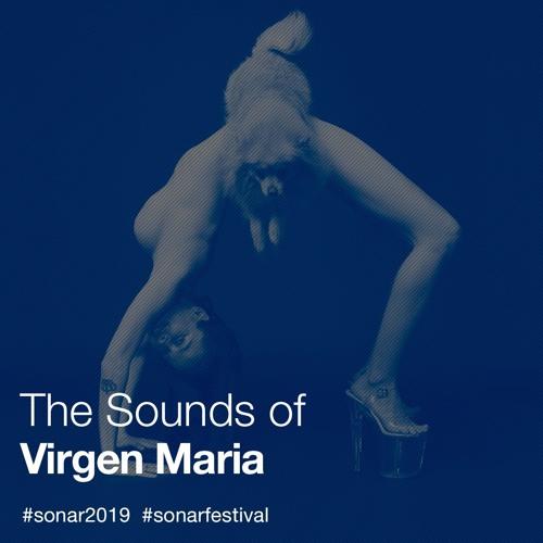 The Sounds of Virgen Maria - Twerk Monjas Mix for Sónar (Binaural ASMR Mix, headphones on please)