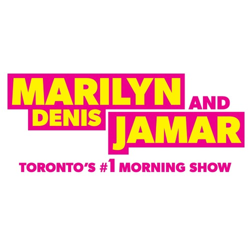 Marilyn Denis and Jamar - Friday April 5 2019