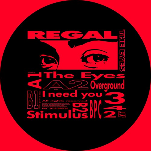 BPC342 - Regal - The Eyes SNIPPETS