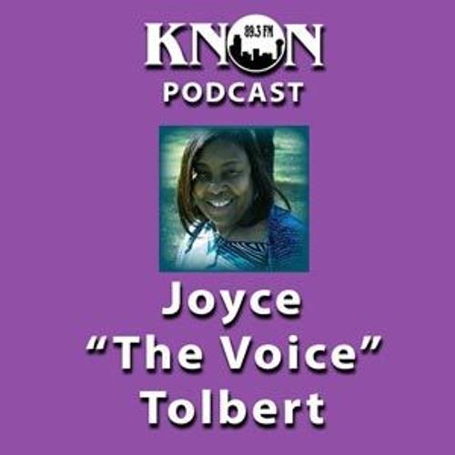 DJ Interviews - Joyce Tolbert