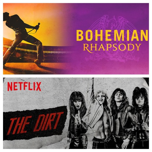 Ep 165: Bohemian Vs The Dirt - BioPic Battle