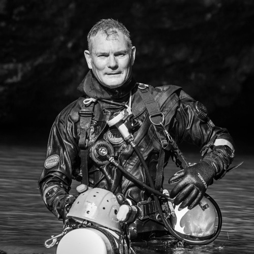 The Conversation with Martin Robson.. Explorer and Deep Sea/Cave Expedition Expert