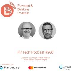 Jubiläum - 200 Folgen - FinTech Podcast #200